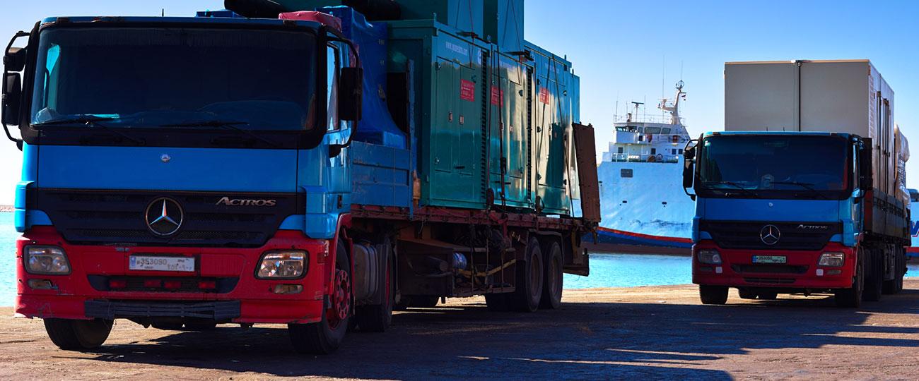 MLT Land Transport, transport Lebanon, Transportation